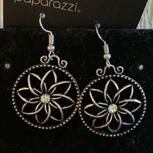 Sassy Flower Earrings